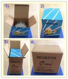 Incubateur automatique d'oeufs de poulet d'oeufs de Hhd 7 à vendre Yz9-7