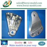 주문을 받아서 만들어진 CNC에 의하여 기계로 가공되는 알루미늄 자동차 부속