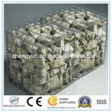 Cage bon marché de pierre de cadre de Gabion de treillis métallique en métal de mur de soutènement de vente