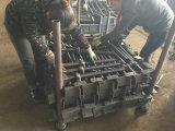 Винтовой подъемник с электроприводом вспомогательного оборудования лесов строительного оборудования