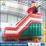 新製品の膨脹可能なクリスマスの装飾、販売のための膨脹可能なクリスマスのスライド