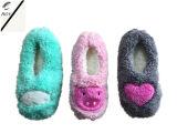 3つのカラー女性のパターン屋内靴(RY-SL1628)