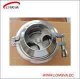 Válvula de verificação do aço inoxidável de produto comestível de Wenzhou