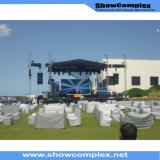 Outdoor Full Color Rental Display de vídeo LED para concerto com alto brilho (500 * 500mm pH3.91)