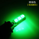 Auto-Tür-Licht-Kfz-Kennzeichen-Lampen-Endstück-Licht-Selbstanzeigen-Licht-/Lamp-Typ 194/168 W5w des LED-T10 5050 Keil-5 SMD des Chip-12V