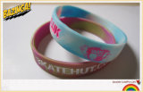 Silicone Wirst Band, Rubber Band, Pulseira