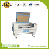 máquina de estaca do laser do CO2 80W para caixa de couro do madeira/a de vidro/a de papel