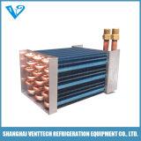 Evaporatore e condensatore del compressore del dispositivo di raffreddamento di acqua