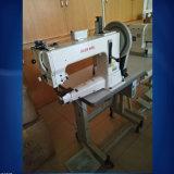 Máquina de coser de la rueda de la sola Cilindro-Base de oro de la aguja (CS-2050)