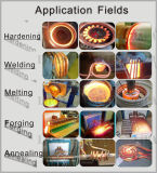 Macchina termica per media frequenza di induzione per la saldatura del metallo