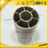 Tubo de aluminio anodizado 6000 series modificado para requisitos particulares del aluminio del tubo