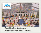 Tiendas de campaña impermeables fiesta al aire libre para fiestas, carpas Party para 500 personas 1000 Seater