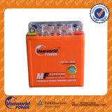 De beste Mf van de Macht van Vasworld van het Merk van de Batterij van de Motorfiets 12V 5ah Batterij van de Motorfiets van het Gel