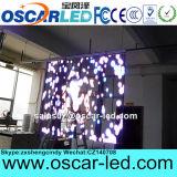 Экран дисплея объявления стекла СИД высокой яркости крытый прозрачный для магазина