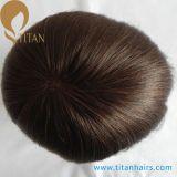 自然な人間の毛髪の人の毛の置換システム