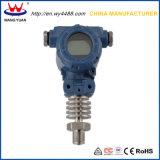 Transmissor de pressão industrial da temperatura Media-Elevada econômica