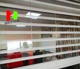 Занавеса PVC обеспеченностью дверь штарки ролика кристаллический быстрая прозрачная внешняя (Hz-FC0546)