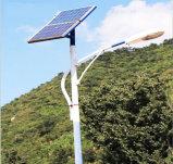 luz de rua solar ao ar livre do diodo emissor de luz de 6-12m para a estrada