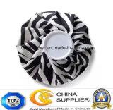 Sacchetto del dispositivo di raffreddamento del ghiaccio del tessuto di Resuable di colore per la terapia fredda calda