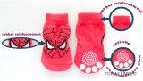 Personnaliser les produits pour chien Spiderman Tricot Anti-Slip Pet Socks
