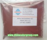 1:1 vermelho básico básico de Hdc 100% do Rhodamine