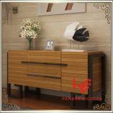 Tableau moderne de côté de Tableau de thé de Tableau de console de table basse de Tableau de meubles de meubles d'hôtel de meubles de maison d'acier inoxydable de meubles du buffet (RS160601)