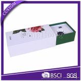 Casella di carta su ordinazione elegante del grado superiore con stampa di marchio