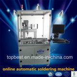 Topbest online automatischer weichlötender Roboter/automatische weichlötende Onlinemaschine