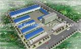 Стальное полуфабрикат светлое здание фабрики пакгауза структурно стали