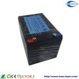 """Bloco recarregável 72V 60ah da bateria LiFePO4 para o """"trotinette"""" de E-Motor/"""