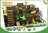 Grande castello impertinente molle Playgournds dell'interno di tema differente per i capretti