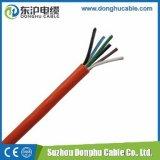Câble de commande isolé par PVC en gros d'engine