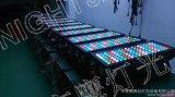 Nj-L72 DJ efectúan la luz de la colada de la pared de 72*3W LED