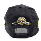 Черная новая модель цвета участвуя в гонке шлем для всадников мотоцикла (ASC03)