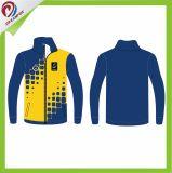 Survêtement 100% de sport de polyester pour le survêtement courant de gosse des hommes