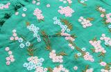 Rosafarbenes Frauen `S chinesische Art-Leinenkleid
