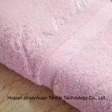 熱い販売のカスタマイズされた刺繍の綿の浴室タオル