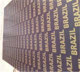 De Spiegel van uitstekende kwaliteit/Hoog Glanzend/Glanzend/Mat/draad-Netwerk/het AntislipFilm Onder ogen gezien Mariene Triplex van het Triplex voor de Bekisting van de Bouw