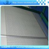 Гофрированная квадратная ячеистая сеть используемая в конструкции