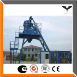 Equipo móvil del mezclador concreto de la maquinaria de construcción