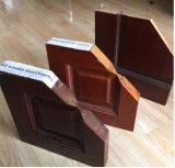 Portello di legno solido di stile americano