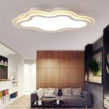 Lampe de plafond de la série DEL de forme de nuage