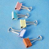 투명한 플라스틱 Diamond-Shaped 맨 위 강요 Pin 훈장 (QX-PP002)