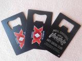 Abrelatas de botella de la tarjeta de crédito a todo color del acero inoxidable de la impresión