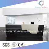 Diseño Moderno Contador Elegante Selección de Color Melamina Recepción Muebles de Oficina