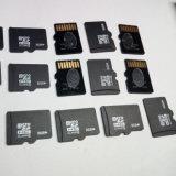 실제적인 수용량 마이크로 SD 카드 & 소형 SD 카드 & TF 카드 32GB Class10