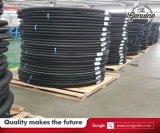 Boyau hydraulique résistant d'essence et d'huile de caoutchouc nitrile de SAE/DIN