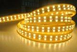 Striscia impermeabile naturale di alta luminosità LED di bianco 4000-4500k