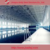 실내 수영장 덮개를 위한 디자인 가벼운 강철 구조물