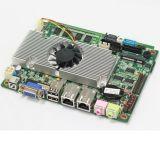 D525-L DC Fanless小型ITXマザーボードは、Realtek内蔵HD Alc662のチップセット提供する(ラインで、ライン、Mic)出力される6つのチャネルを